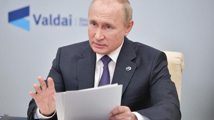 Βλ. Πούτιν: Κίνα και Γερμανία τείνουν να γίνουν υπερδυνάμεις