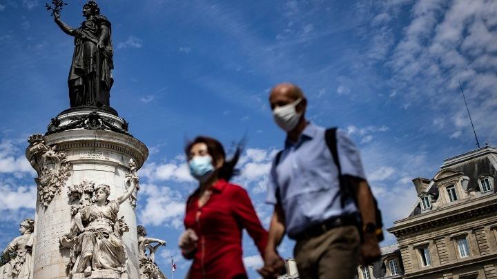 Γαλλία-Covid-19: Νέα αύξηση ρεκόρ στα ημερήσια κρούσματα Covid-19, με περισσότερες από 40.000 νέες μολύνσεις