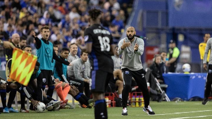 Ανρί: «Δεν είναι εύκολο το MLS»