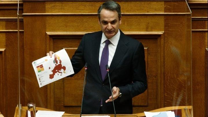 Κυρ. Μητσοτάκης: Η κυβέρνηση είναι έτοιμη για την επαναλειτουργία της αγοράς