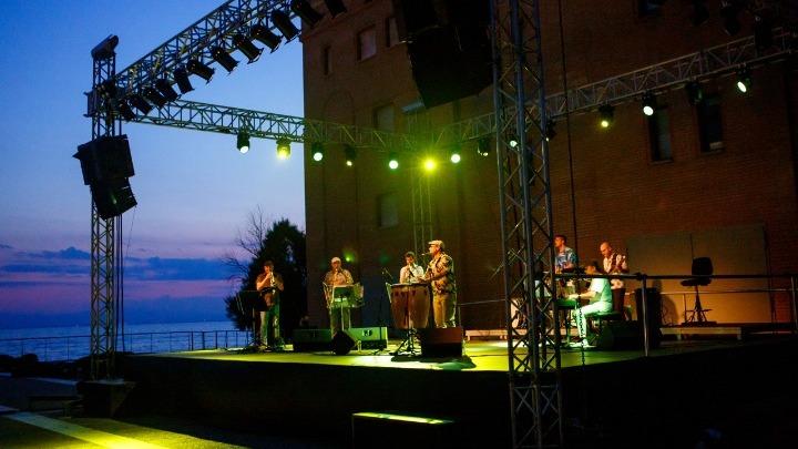 Οι Aroma Caribe διαδικτυακά από το Μέγαρο Μουσικής Θεσσαλονίκης
