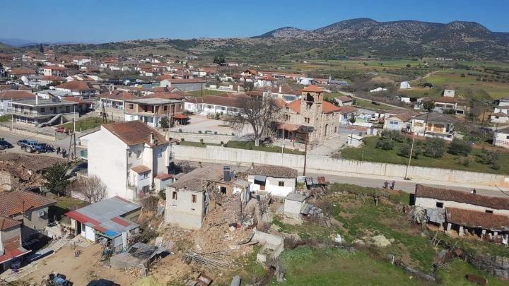 Χωρίς ρεύμα χωριά του δήμου Ελασσόνας λόγω των νέων σεισμικών δονήσεων