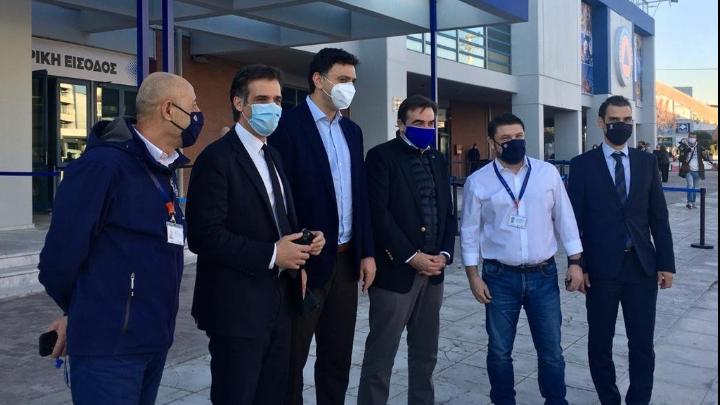 Μ. Σχοινάς: Η Ελλάδα πρωταθλήτρια Ευρώπης στον εμβολιασμό