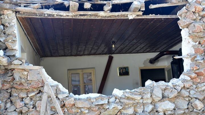 Νέος σεισμός 5,8 Ρίχτερ στην Ελασσόνα