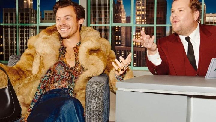 Ο οίκος Gucci παρουσιάζει τη σειρά Beloved Talk Show