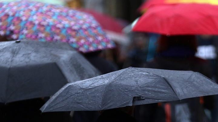 Πρόσκαιρη επιδείνωση του καιρού με ισχυρές βροχοπτώσεις