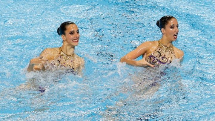 «Χάλκινες» οι αδελφές Αλεξανδρή στο τεχνικό ντουέτο, νικήτριες οι Ρωσίδες Κολεσνιτσένκο/Ρομάσινα