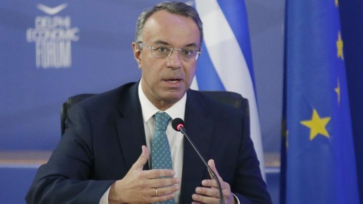 Χρ. Σταϊκούρας: Η κυβέρνηση θα επιδιώξει την αύξηση της προκαταβολής των 4 δισ. €  από το Ταμείο Ανάκαμψης
