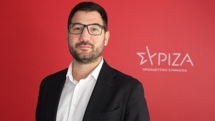 Ν. Ηλιόπουλος: Κατάργηση οκταώρου, μείωση μισθού και στήριξη στην εργοδοτική αυθαιρεσία, αυτό είναι το ν/σ της ΝΔ