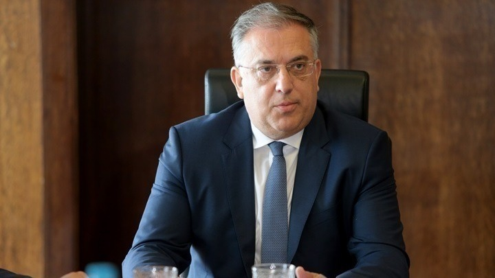 Oι τρεις προτεραιότητες του υπουργού Προστασίας του Πολίτη
