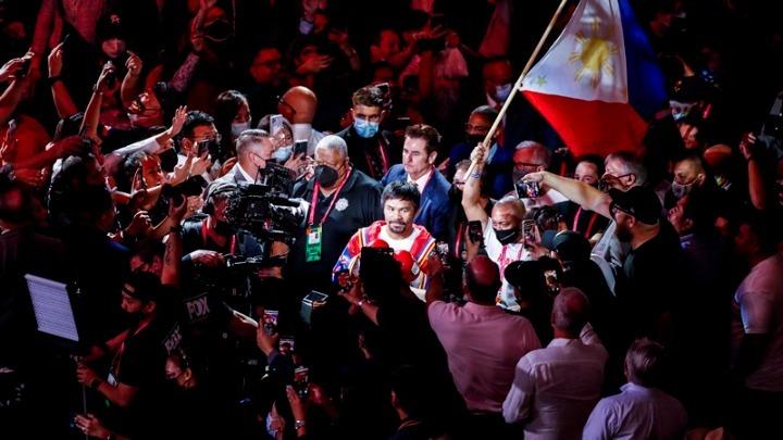 Πακιάο για πρόεδρος των Φιλιππίνων στις εκλογές '22