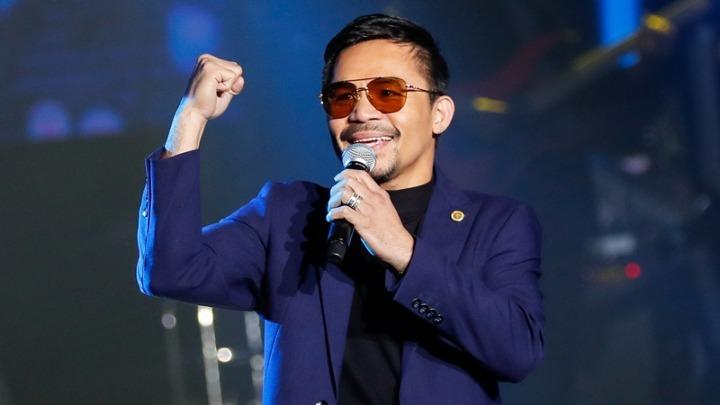 «Θα είμαι υποψήφιος  για πρόεδρος των Φιλιππίνων»